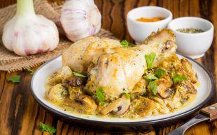Düdüklüde Yumuşacık Pişer: Tavuk İncik