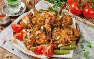 Fırında Pişer: Tavuk Pirzola