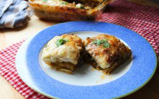 Böylesi Daha Önce Yemediniz: Patates Lazanya