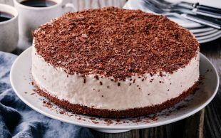 Fırınsız, Az Malzemeli: Pişmeyen Pasta