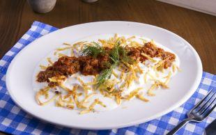 En Kolay Yemek: Kıymalı Çökertme Kebabı