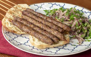 Gaziantep'ten Sevgilerle: Simit Kebabı