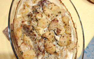 Farklı Akşam Yemeği: Kremalı Mezgit