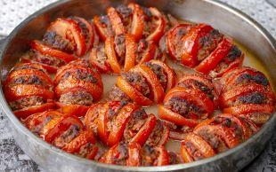 Sofranızı Renklendirir: Frenk Kebabı