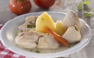 Doyuran Yemek: Sebzeli Tavuk Haşlama