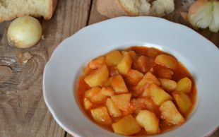 Anne Eli Değdi: Sulu Patates Yemeği