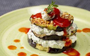 Sofralarda Yaz Havası: Patlıcan Kulesi