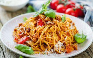 Doymak İstemeyeceksiniz: Bolonez Soslu Spagetti