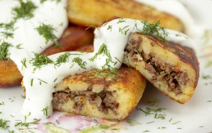 Patatesin Büyüsüyle: Patatesten İçli Köfte
