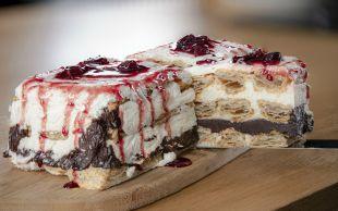 Ben Bunu Yerim: Milföy Odalı Pasta