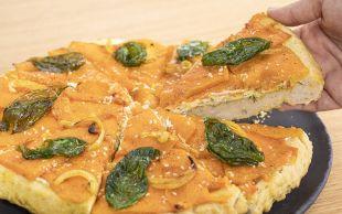 Ekonomik Gurmelere: Bal Kabaklı Pizza