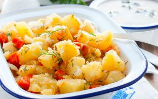 Zeytinyağlıların En Güzellerinden: Patates Pilaki