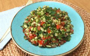 Klasik Sevenlere: Kaşık Salata