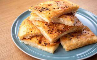 Su Böreği Tadında: Peynirli Börek