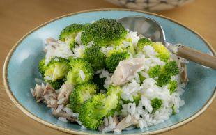 Ben Bunu Yerim: Brokolili Tavuklu Pilav