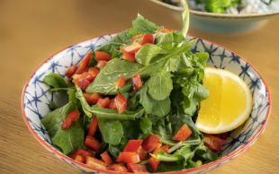 Ben Bunu Yerim: Kolay Roka Salatası