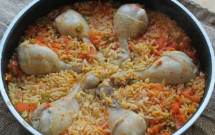 Çok Doyurucu Bir Ana Yemek: Tavuklu Ankara Tava