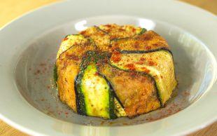 Bol Porsiyonlu, Ekonomik: Kabaklı Patlıcanlı Perde Pilavı