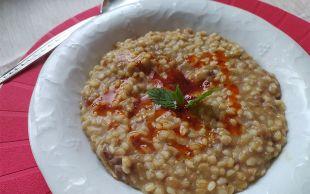 Evimizin Mutfağından: Düdüklüde Keşkek Yemeği