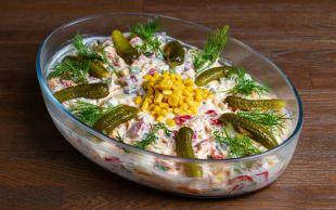 Kaşık Kaşık Yenen: Köz Biberli Patates Salatası