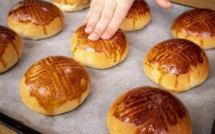 Şeflerini Kıskandıran Tarif: Pastane Poğaçası