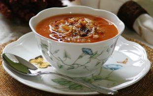 Pratik Hazırlanan: Soğanlı Domates Çorbası