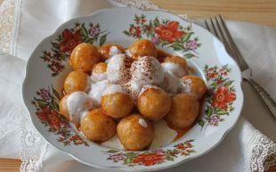 Ekonomik Ana Yemek: Yoğurtlu Bulgur Köftesi
