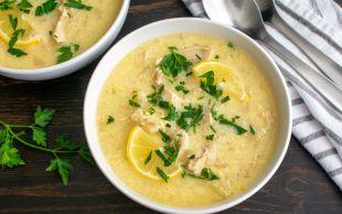 Şifa Niyetine: Pirinçli Tavuk Çorbası