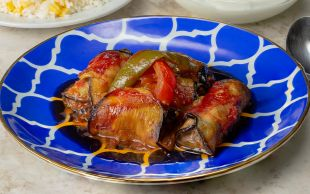 Sarıp Sarmalayan Lezzet: Köfteli Patlıcan Yemeği
