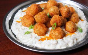 Lezzeti Şaşırtır: Yoğurtlu Patlıcanlı Bulgur Köftesi
