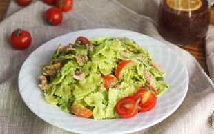 Hafif ve Sağlıklı: Doyuran Makarna Salatası