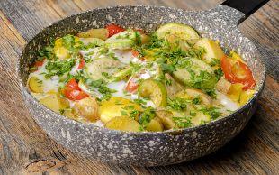 Kahvaltıya Alternatif: Patates Tava