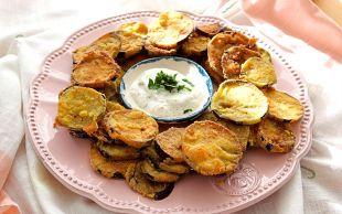 Çıtır Çıtır Yemelik: Sodalı Patlıcan Kızartması