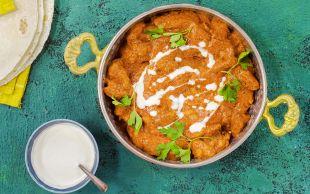 Ben Bunu Yerim: Hint Usulü Tereyağlı Tavuk (Butter Chicken Masala)