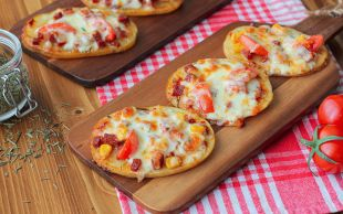 Pratikliğin Adı: Patates Dilim Pizza