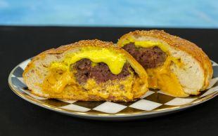 Farklılık Arayanlara: Kapalı Cheeseburger