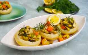 Sağlıklı Mutfaklara: Baklalı Enginar