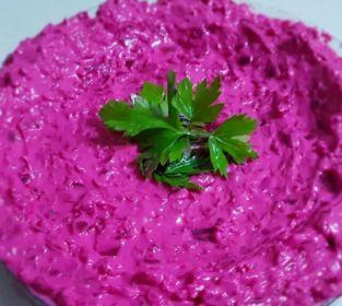 Kırmızı Pancar Salatası Tarifi Nasıl Yapılır Yemek Com