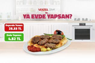 Dışarıda Yediğin Onca Yemeği Ya Evde Yapsan?