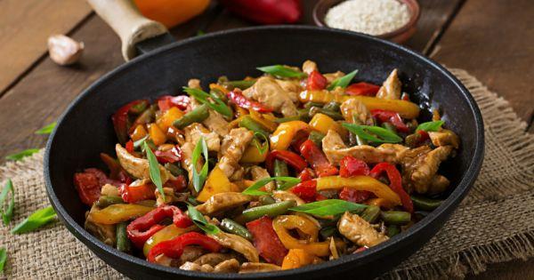Hızlı ve lezzetli bir tavuk multikook yemek ne 97