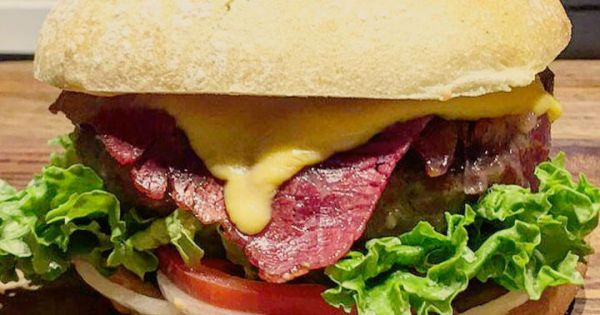 Böylesi Yok: Gurme Burger - Yemek.com