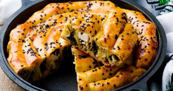 Ispanaklı Peynirli Börek Tarifi, Nasıl Yapılır? - Yemek.com