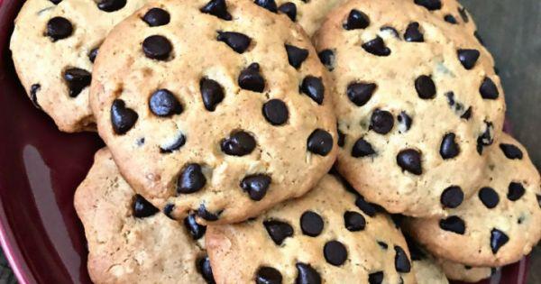Yulaflı ve Cevizli Cookie