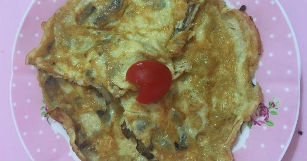 mantarli-omlet3