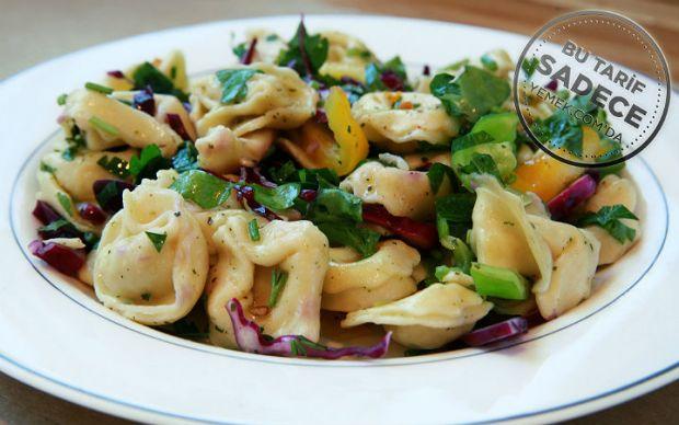 Fotoğraf: Müjde Çapraz / Namlı Tortellini Makarna Salatası