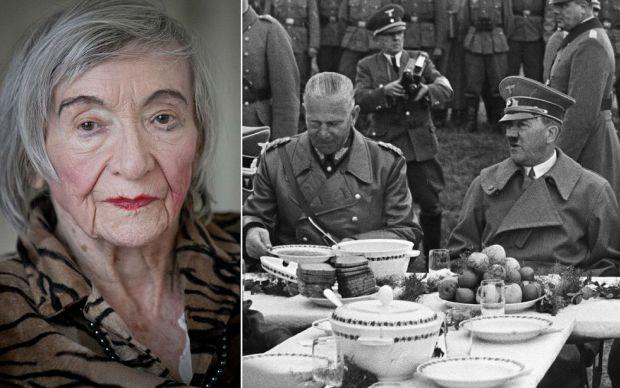 Margot Wölk - Hitler