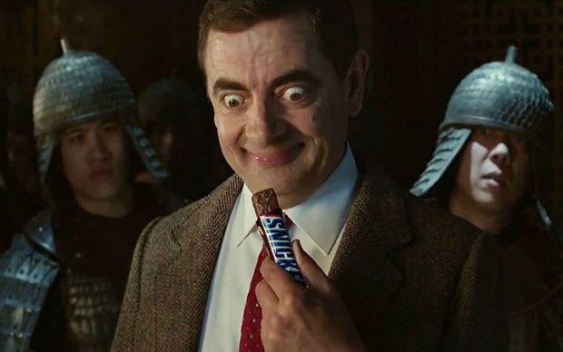 Mr. Bean - Snickers Reklamı