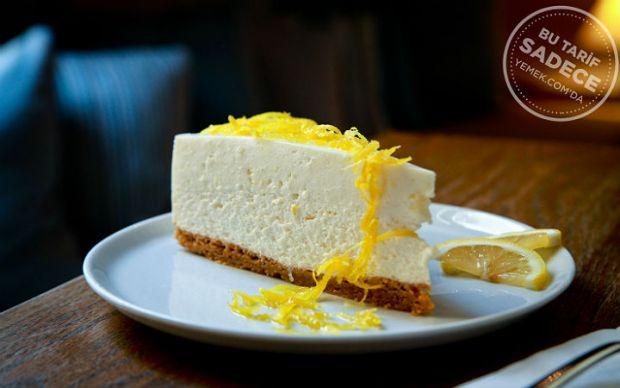 https://yemek.com/tarif/mums-cafe-limonlu-cheesecake/#.VGSD3fmsV9A  yemek.com/ Fotoğraf: Müjde Çapraz/ Mum's Cafe Limonlu Cheesecake Tarifi