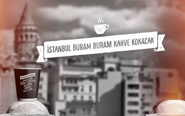 İstanbul Kahve Festivali Etkinliği