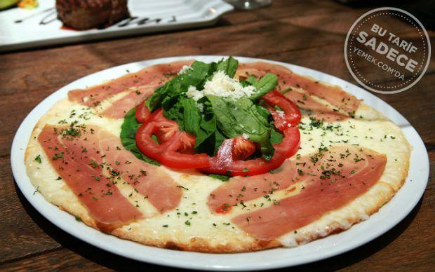 Pizza Bianca Tarifi